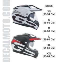 helmet GS.ENDURO