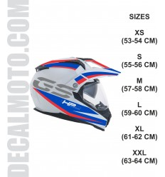 helmet GS.HP.ENDURO
