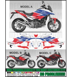 NC 700 X 2012 - 2014 NC 750 X 2014 - 2015 RACE