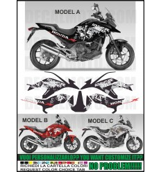 NC 700 X 2012 - 2014 NC 750 X 2014 - 2015 WORLD