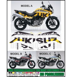 VSTROM DL 650 2004 - 2011 SIGN