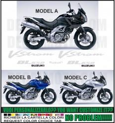 VSTROM DL 650 2004