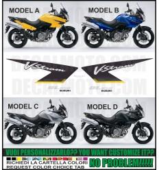 VSTROM DL 650 2008