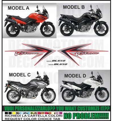 VSTROM DL 650 2009 - 2011