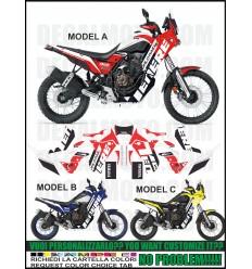 TENERE 700 T7 GP (skidplate/paramotore GPmucci option)