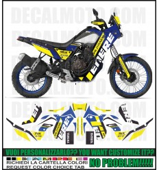 TENERE 700 T7 GP Limited Edition (skidplate/paramotore GPmucci option)