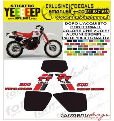 TT 600 N 1985 - 1989 59X