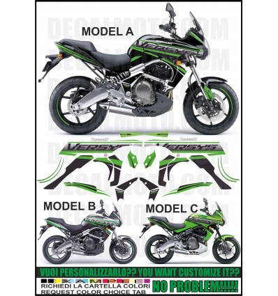 VERSYS 650 2007 - 2009 SIGN