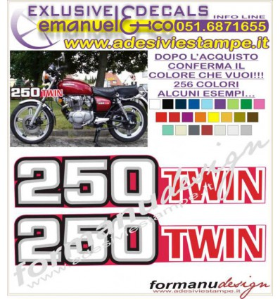 CB 250 1978