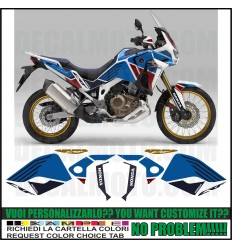 AFRICA TWIN CRF 1100 ADVENTURE SPORT STRIPES EASY