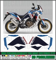 AFRICA TWIN CRF 1100 ADVENTURE SPORT DEKOR