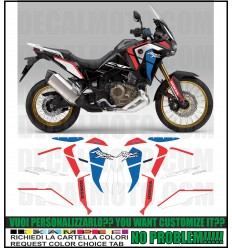 AFRICA TWIN CRF 1100 ADVENTURE SPORT HRC