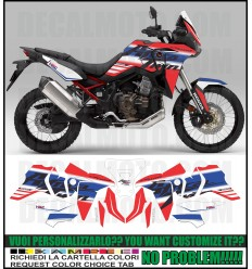 AFRICA TWIN CRF 1100 SIGN HRC
