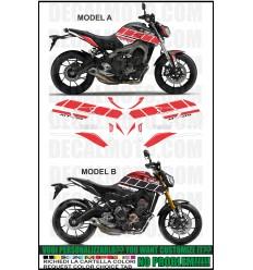 MT 09 / Fz 09 2013 - 2016 race
