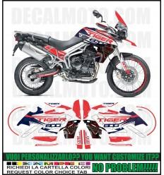 TIGER 800 XC 2010 - 2014 SIGN