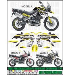 TIGER 800 XC 2010 - 2014...