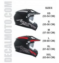 helmet AFRICA TWIN...