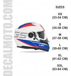 helmet GS.hp.modular casco
