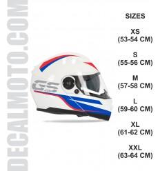 helmet GS.rallye.modular casco