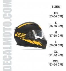 helmet...