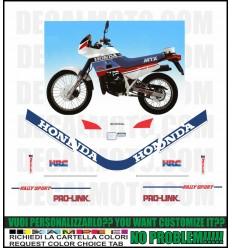 MTX 125 1987 rally sport