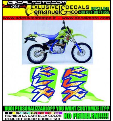 KLX 650 R 1998