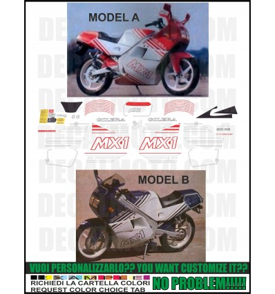 MX1 125 1988