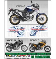 TRANSALP XL 700 V 2009