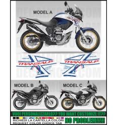 TRANSALP XL 700 V 2011 - 2013