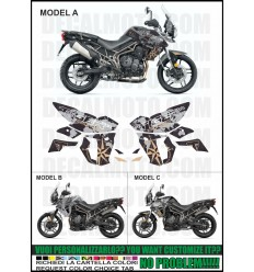 TIGER 800 XR 2018 - 2020 WORLD