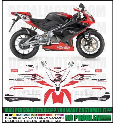 RS 125 2010 BIAGGI REPLICA