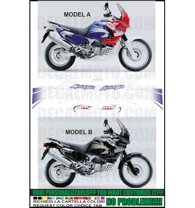 AFRICA TWIN XRV RD07 750 2000 2003