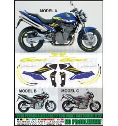 HORNET CB 600 F 2003 - 2004...