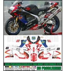 RSV 1000 R 2002 HAGA REPLICA