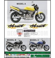 HORNET CB 600 F 2001