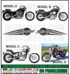 VLX SHADOW VT 600 2004 - 2008