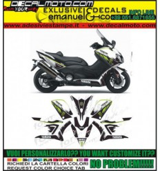 TMAX 530 2012 - 2014 MONSTER SAMUXX DESIGN