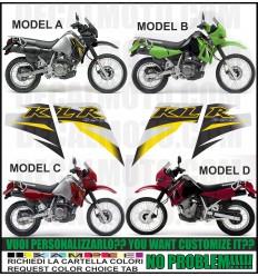 KLR 650 2005 - 2007