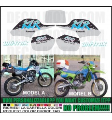 KLR 600 1990 - 1991