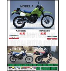 KLR 600 1987 - 1988