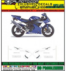 YZF R1 2002 BLUE