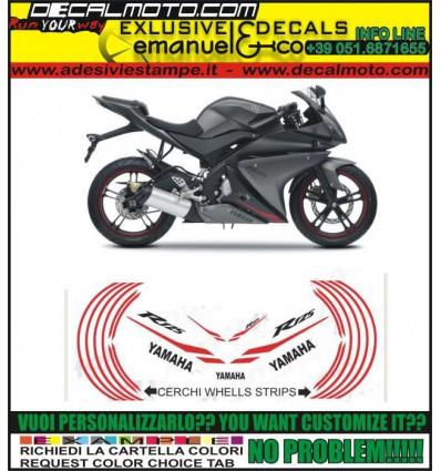 R125 2013 BLACK