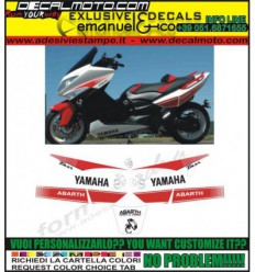 TMAX 2008 - 2011 ABARTH