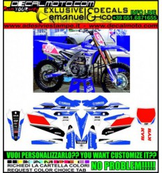 YZF 450 YAMAHA RACING FACTORY TEAM 2015