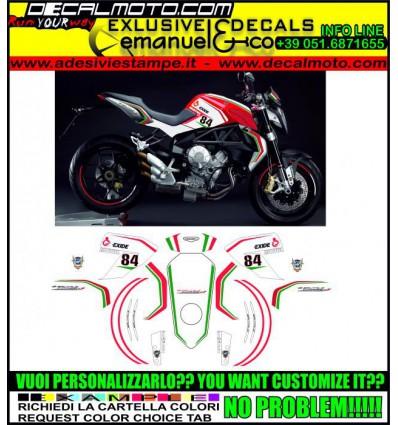 BRUTALE 675 800 RC REPLICA