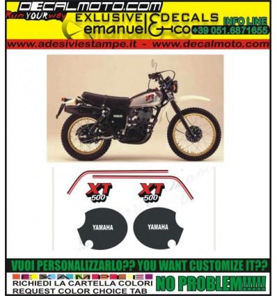 XT 500 1980