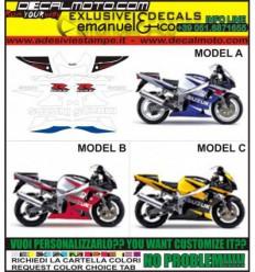 GSXR 750 2001 K1