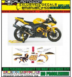 YZF R6 2005 R46 ROSSI LIMITED EDITION