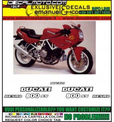 SS 900 SUPERSPORT NUDA 1991