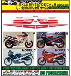 CBR 600 F 1987